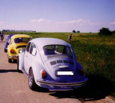 Der VW Käfer im Wandel der Zeit – vom Familienauto zum Sondermodell