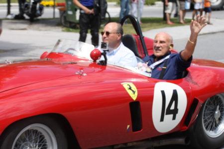 Rennfahrer-Legende Sir Stirling Moss ist gestorben