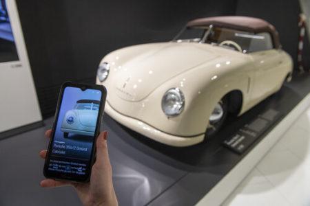 Porsche-Museum öffnet wieder seine Pforten