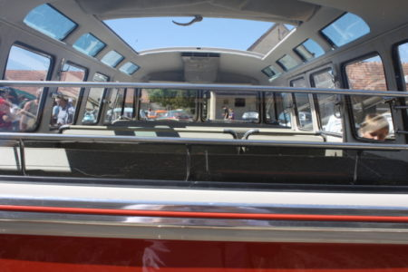 70 Jahre VW Bus Samba