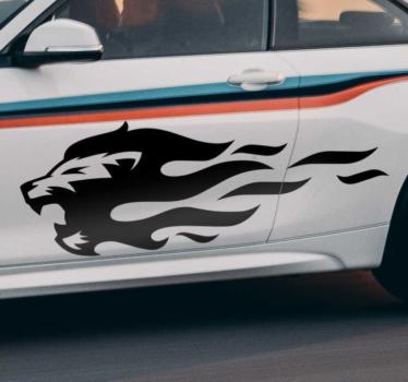 Vorteile der Dekoration Ihres Autos mit Aufklebern