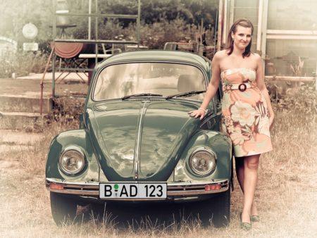 Der VW Käfer, ein Mythos auf vier Rädern
