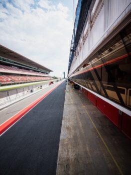 Die neuen Formel 1 Strecken